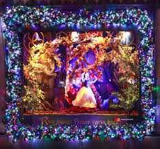 saks fifth avenue lights see photos of saks fifth avenue s magical snow white themed holiday