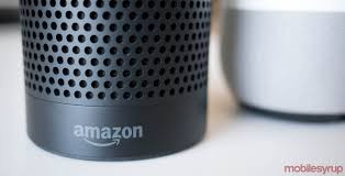 amazon echo speakers have reportedly started to accept canadian