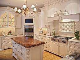 kitchen cabinets antique white glazed kitchen cabinets
