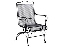 Iron Rocking Patio Chairs Wrought Iron Patio Chairs