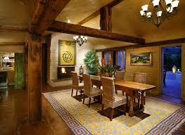 southwestern dining room furniture old adobe renovation addition southwestern dining room