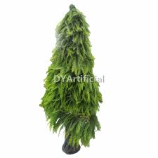 green spiral lighted tree plastic evergreen spiral tree artificial topiary plants and trees