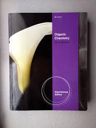 organic chemistry 8 e international edition paperback by john e