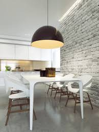 Modern White Arm Chairs Dining Room Astounding White Dining Table Design Inspiration For