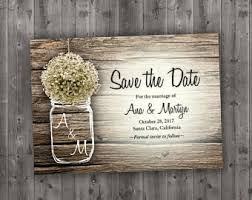 affordable save the dates cheap save the date etsy