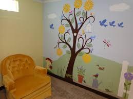 my wonderful walls blog garden wall mural