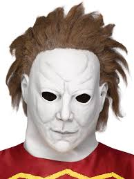 Halloween Costume Michael Myers Michael Myers Mask Hair Partynutters Uk