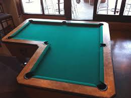 l shaped pool table l shaped pool table billiards cue sports pinterest pool table