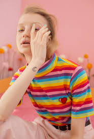 london u0027s lazy oaf brings bold color and big time fun