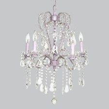 Faux Crystal Chandeliers Girls Chandelier Ebay