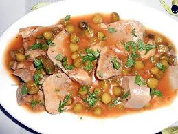 madere cuisine recette de langue de veau sauce madere par italmo