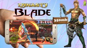 game mod apk hd dynasty blades mod apk health and strike android super action