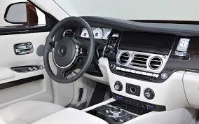 2010 rolls royce phantom interior rolls royce ghost white image 45