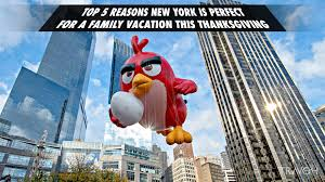 top 5 reasons new york is for a family vacation this