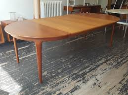 danish teak dining table inventory