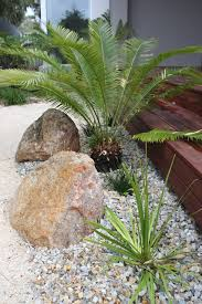 Garden Rocks Perth Coastal Garden Feature Rocks And Planting Style Perth