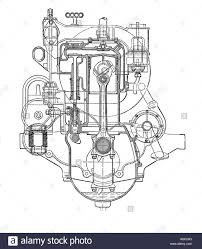 four cylinder engine diagram four wiring diagrams instruction