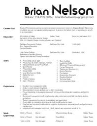 Sample Resume For Medical Technologist by Resume Management Style Resume Resume With Summary Of