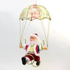 shop creative skydiving santa claus parachute new electric