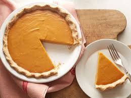 pescatarian thanksgiving recipes bella u0027s thanksgiving spriced pumpkin pie as seen on the morning