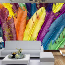 Home Decor Wholesalers Usa Discount Feather Wallpaper Home Decor 2017 Feather Wallpaper
