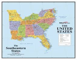 Map Of Mexico With States Maps Maps Of Usa