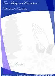 24 free religious christmas letterhead templates ninareads com