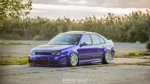 modified volkswagen jetta that blurple volkswagen dumped daily