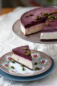 cuisiner vegan rohe schoko apfel blaubeer torte recettes à cuisiner