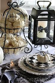 pumpkin black and white pumpkin 21 charming white pumpkin fall decorations for your household