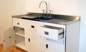 Paul Metalcraft Kitchens Vintage And Retro Kitchens Lighting - Retro kitchen sink
