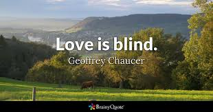 What Is Blind Sight Blind Quotes Brainyquote