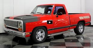 dodge ram hemi customized 1984 dodge ram 5 7l hemi truck cars