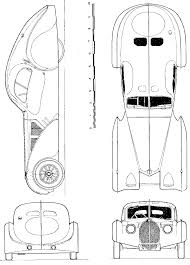bugatti drawing 1938 bugatti type 57sc coupe blueprint art blueprints a s o