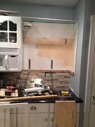 Kitchen Cabinet Brackets General Splendour I Did It Good Bye Kitchen Cabinet