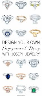 create your own ring design your own engagement ring with joseph jewelry