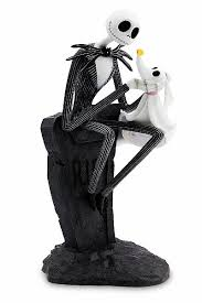 disney the nightmare before and zero figurine