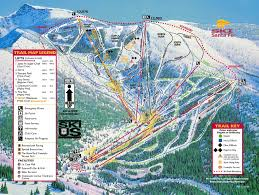 Snowmass Colorado Map by Ski Santa Fe New Mexico Ski North America U0027s Top 100 Resorts Project