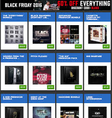 the best online black friday deals 2016 samples loops plugins u0026 more black friday cyber monday 2016 the