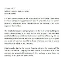 Business Letter Sign Offs by Closing Business Letter Image Collections Examples Writing Letter