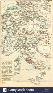 Map Of The Roman Empire Map Of The Holy Roman Empire Under The Hohenstaufen Dynasty 1138