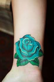 what are some unique rose tattoo designs