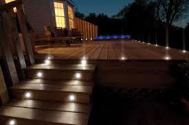 Solar Powered Deck Lights Deck Lights Lowes Image Of Exterior Deck Lighting Spot Lights