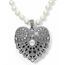 pearl necklace with pendant images Mumtaz mumtaz pearl necklace necklaces jpg