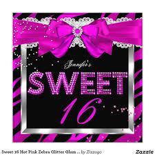 77 best sweet 16 birthday invitations images on pinterest sweet