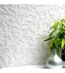 high leaf paintable textured vinyl wallpaper sample joann