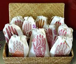 henna party lavender wedding sachet favors south by robinstelling
