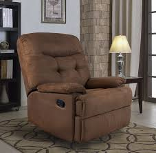 oceanbridge big jack pro earth tone manual wall hugger recliner