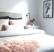 pink and gray bedroom pink and grey decor hyperworks co