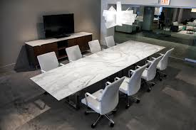 Contemporary Conference Table Contemporary Conference Table Ambience Doré